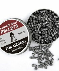 ACCURATE HEAVY PELLETS 5.5MM