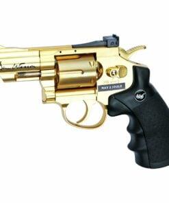 DAN WESSON 4.5MM GOLD