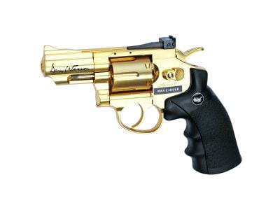ASG DAN WESSON 2.5 GOLD 4.5MM