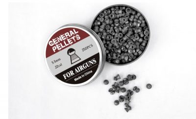 SPA HOLLOW GENERAL PELLETS 5.5MM