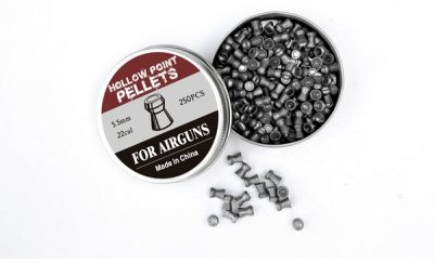 SPA HOLLOW POINT PELLETS 5.5MM