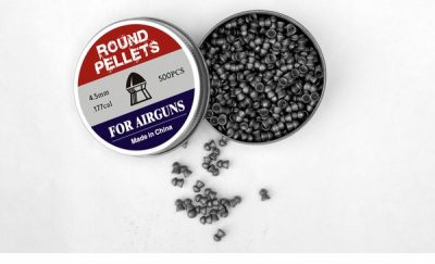 SPA ROUND PELLETS 4.5MM