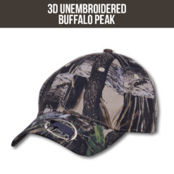 SNIPER BUFFALO UNEMB PEAK CAP