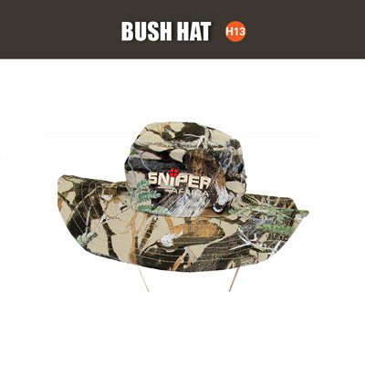 SNIPER 3D, EMBROIDED BUSH HAT