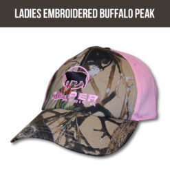 SNIPER LADIES PINK CAP