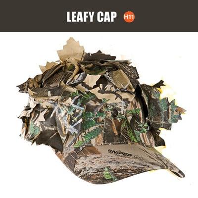 SNIPER 3D, LEAFY CAP