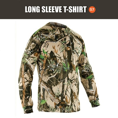SNIPER 3D, MENS LONG SLEEVE T-SHIRT