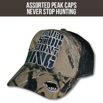 SNIPER 3D, NEVER STOP HUNTING CAP