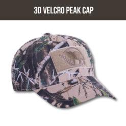 SNIPER VELCRO PEAK CAP