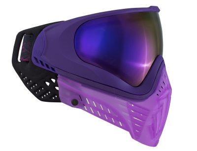 VIRTUE VIO XS CRYSTAL AMETHYST THERMAL PAINTBALL MASK