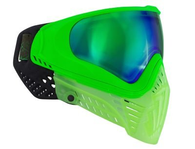 VIRTUE VIO XS CRYSTAL EMERALD THERMAL PAINTBALL MASK