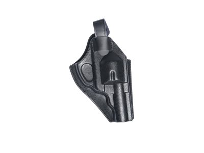ASG BELT HOLSTER FOR 2.5-4inch REVOLVER BLACK