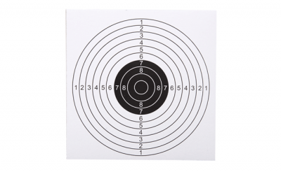 SPA CARD TARGETS (100PK)