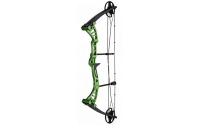 MK-CB50G COMPOUND BOW GREEN 55LBS