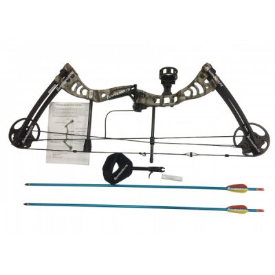 MK-CB50GC-KIT COMPOUND BOW GREEN CAMO 55LBS