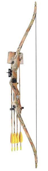MK-RB007AC YOUTH RECURVE BOW CAMO 20LBS