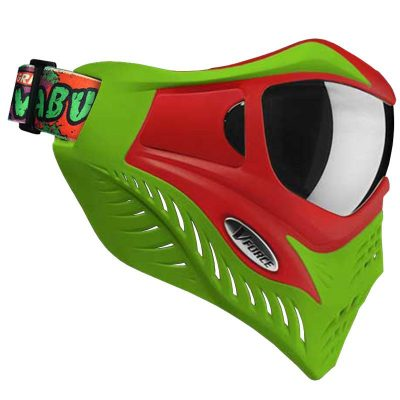V-FORCE GRILL TMNT RED ON GREEN