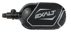 EXALT TANK COVERS SMALL - BLACK