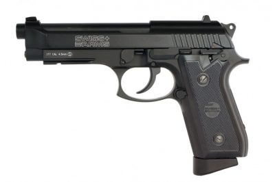 PALCO SWISS ARMS P92 FULL METAL BLOWBACK 4.5MM