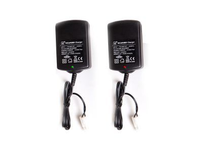 ASG AUTO STOP CHARGER 4-8 CELLS 1000 MA EU-VERSION