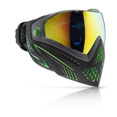 DYE GOGGLES I5 EMERALD (BLK/LIME)