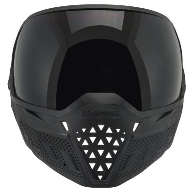 EMPIRE EVS GOGGLE BLACK/BLACK - THERMAL CLEAR