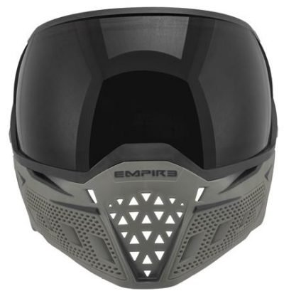 EMPIRE EVS GOGGLE GREY/BLACK - THERMAL CLEAR