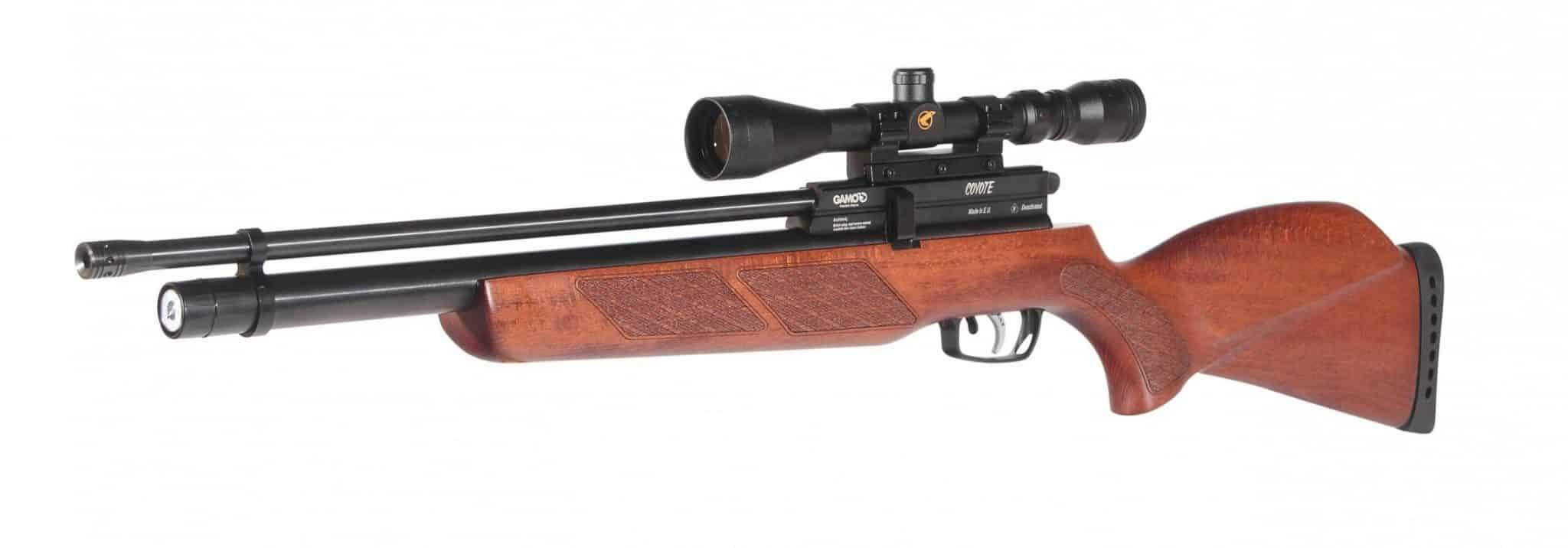 GAMO COYOTE PCP AIR RIFLE (PELLET) 4.5MM | Blades and Triggers