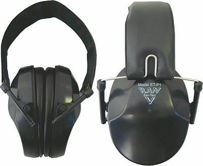 RAM EAR-TECT EF6G11 EAR MUFFS BLACK