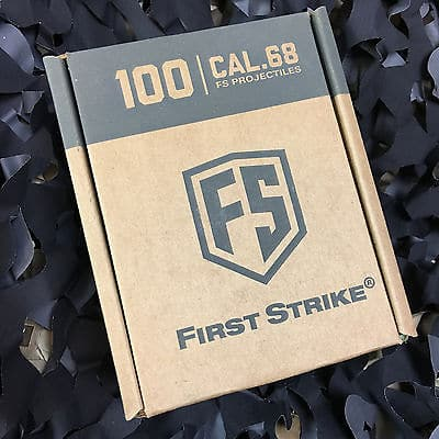 TIBERIUS FIRST STRIKE ROUNDS (100CT)