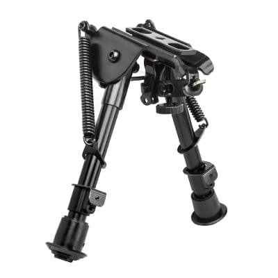 NC STAR ABPGC2 PRECISION GRADE BIPOD - FULL SIZE NOTCHED