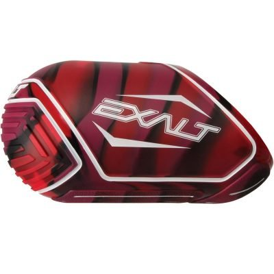 EXALT TANK COVER - RED SWIRL