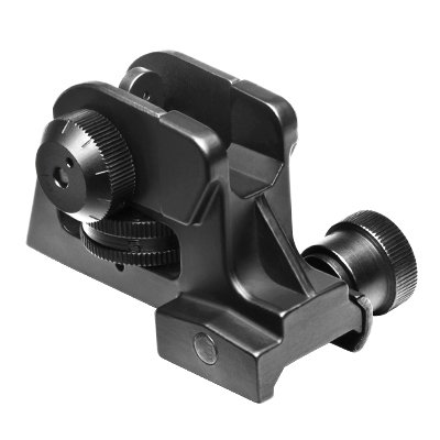 NC STAR MARDRS AR15 REAR A2 BACK-UP IRON SIGHT