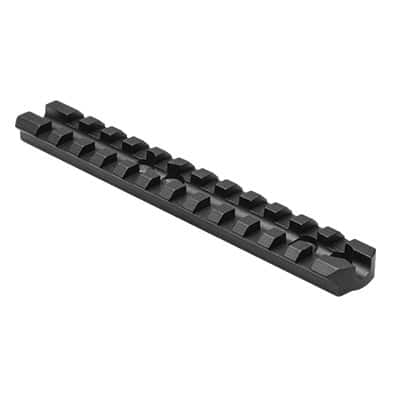 NC STAR MSHRCVMOS SHOTGUN RECEIVER RAIL MOUNT - MOSS 500/590
