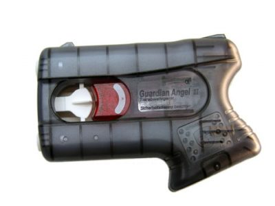 PIEXON GUARDIAN ANGEL II PEPPER SPRAY GUN