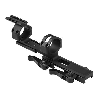 NC STAR VMSPRB 30MM CANTILEVER SCOPE MOUNT W/DUAL QR MOUNT