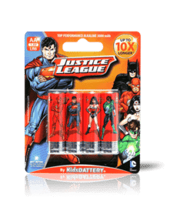 Pack Justice Leage AA