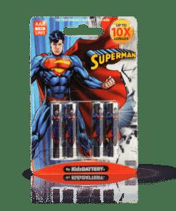 Pack SuperMan AAA