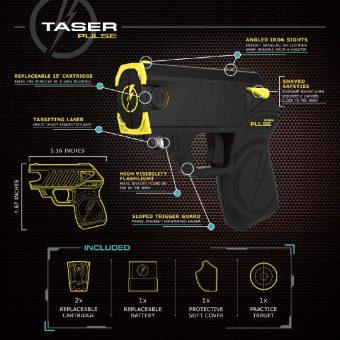 TASER PULSE 2
