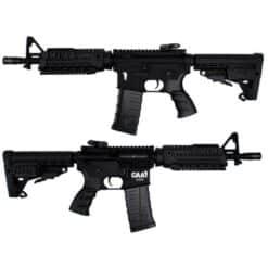 Airsoft Rifle AEG SL CAA M4 CQB Black 17661