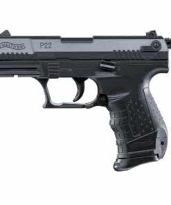 AIRSOFT GUN WALTHER P22 CAL 6MM BLACK 2.5173 01