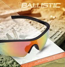 virtue ballistic sunglasses fire