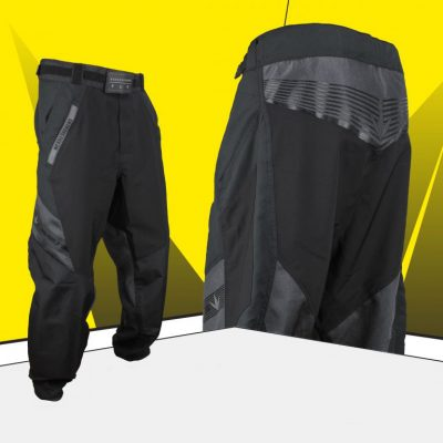 BK FEATHERLITE FLY PANTS – BLACK / MEDIUM -01