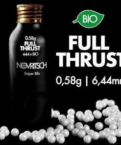 Novritsch 0.58g x 444pcs FULL Thrust BIO BBs