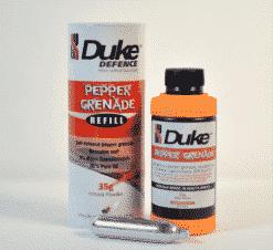 Pepper Grenade Refill Kit