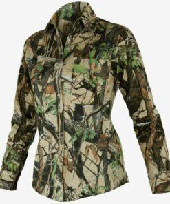 3D ladies long sleeve shirt