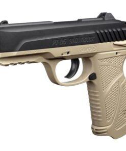 gamo pt 85 desert co2 air pistol 4.5mm
